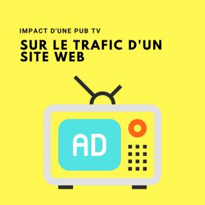 Impact Pub TV trafic site web