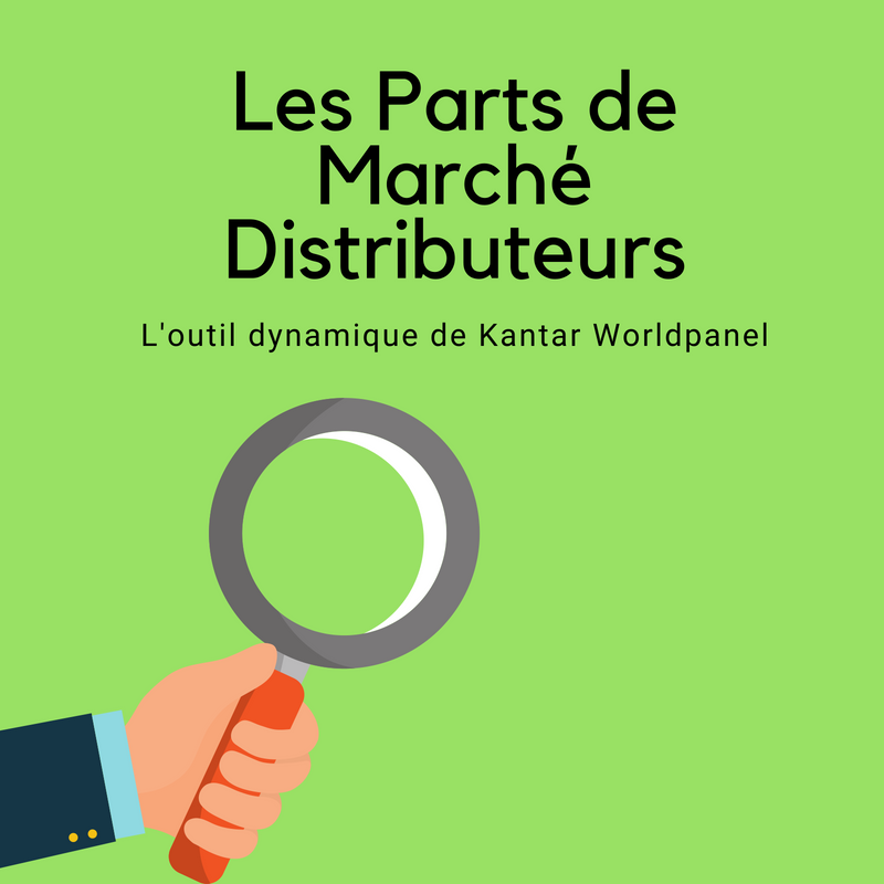 Les Parts de Marché Distributeurs