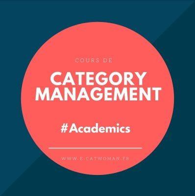 Cours de category management pdf