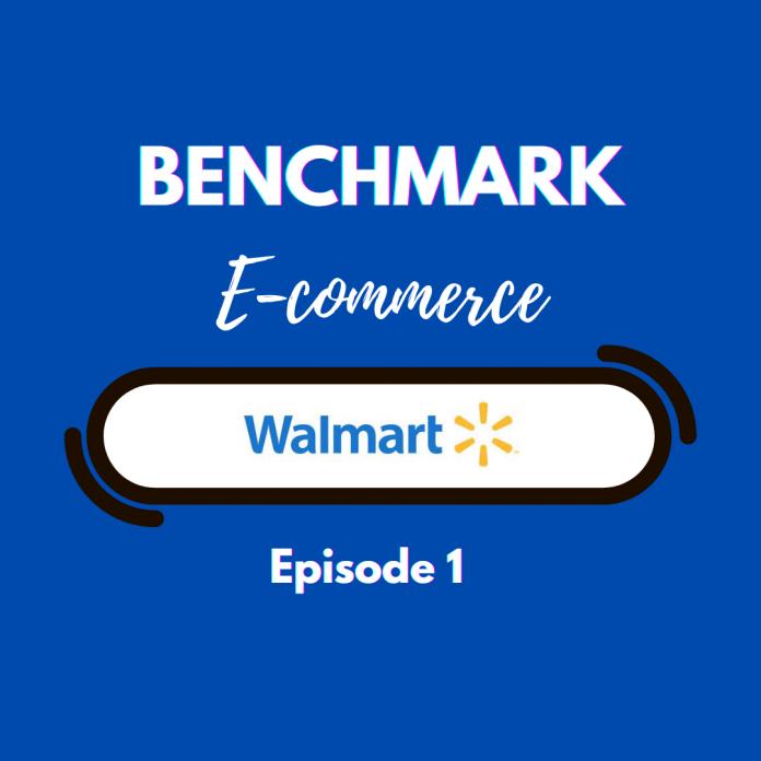 Walmart benchmark e-commerce site
