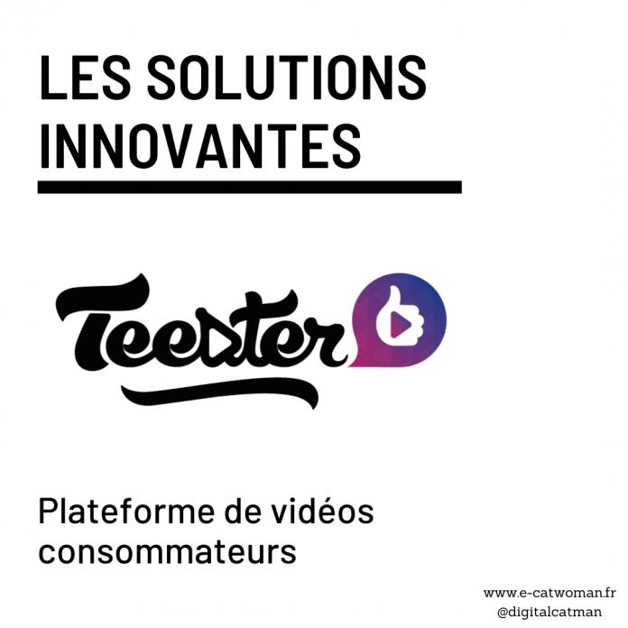 Plateforme vidéos consommateurs