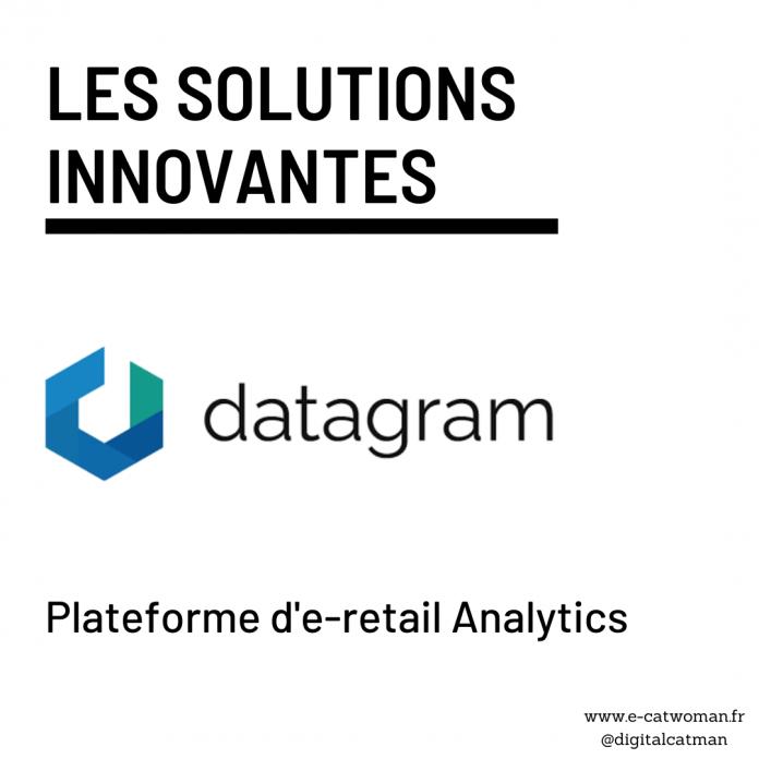 e-retail analytics datagram